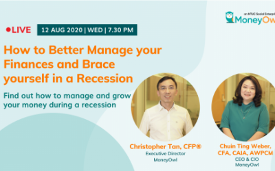 Webinar: How to Better Manage Your Finances and Brace Yourself in a Recession