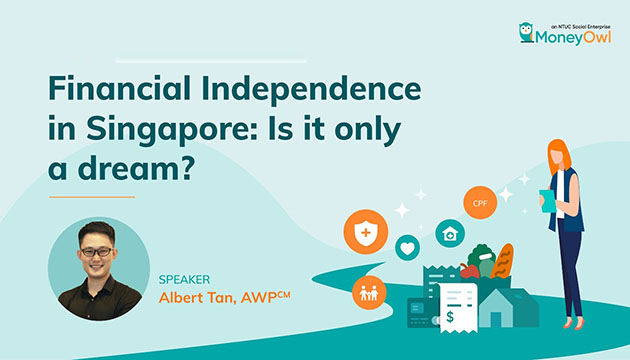Webinar: Financial Independence in Singapore