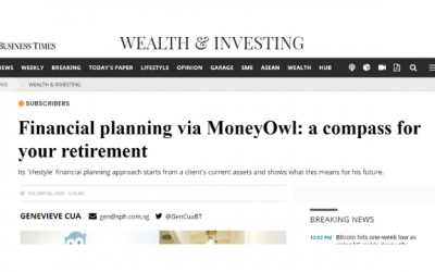 Financial planning via MoneyOwl: a compass for your retirement