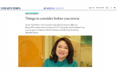 Things To Consider Before You Invest